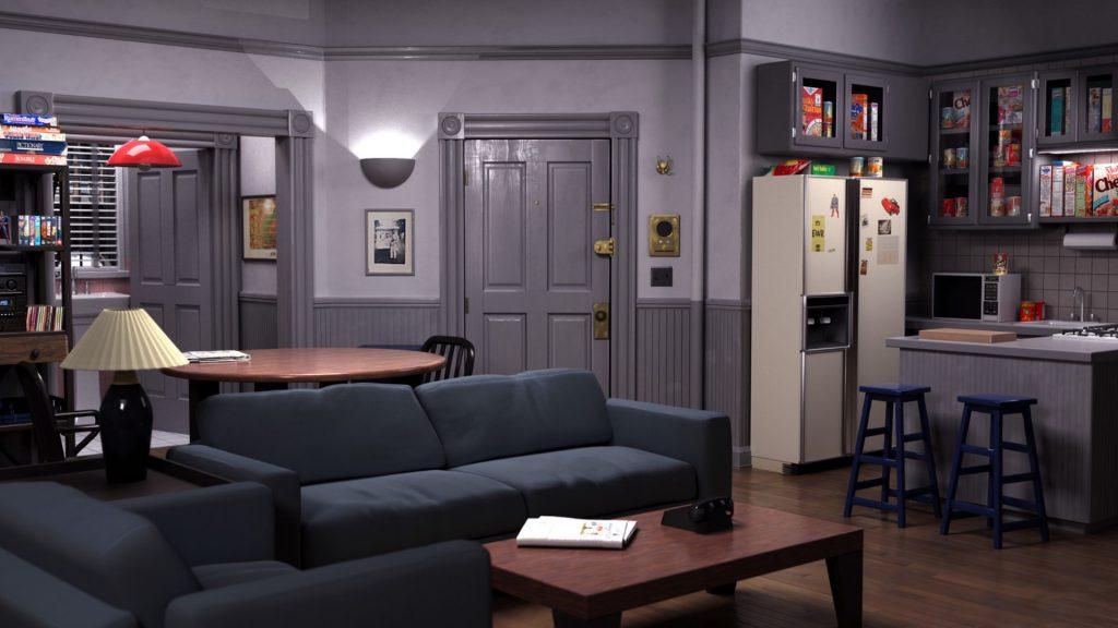 Seinfeld Zoom Background