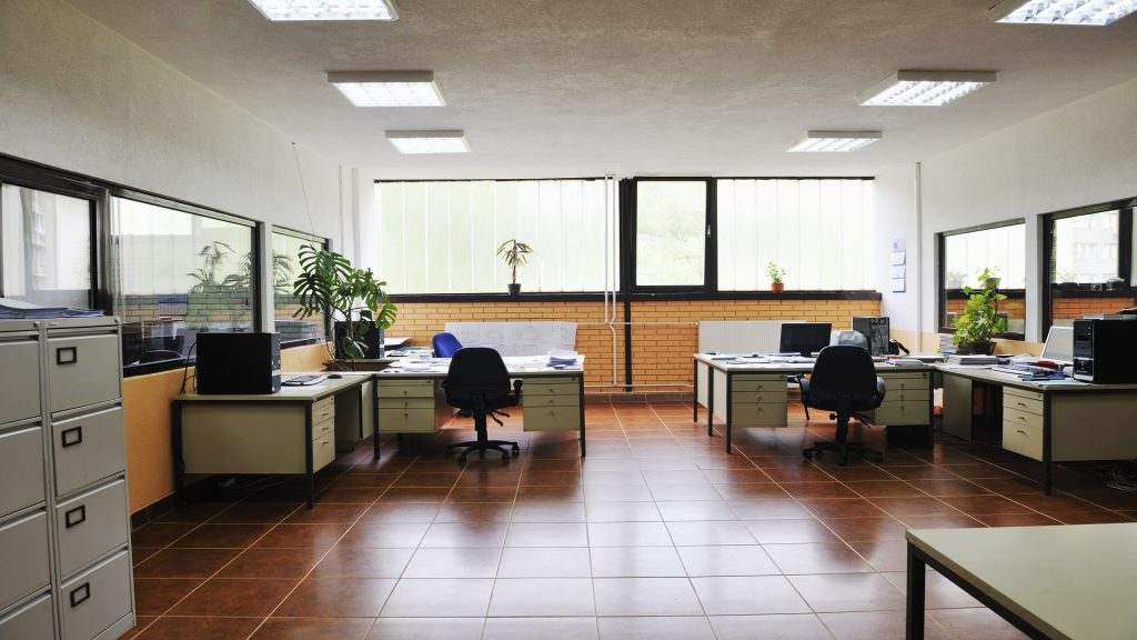 Zoom Background Office 1