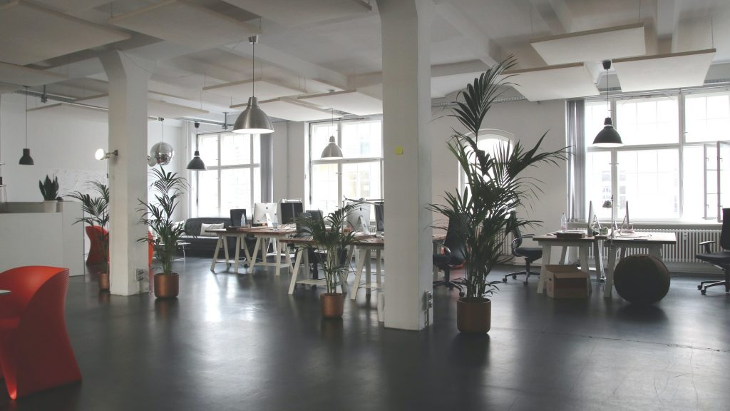Zoom Background Office 8